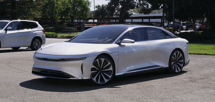 Lucid Air - Inside with @MKBHD