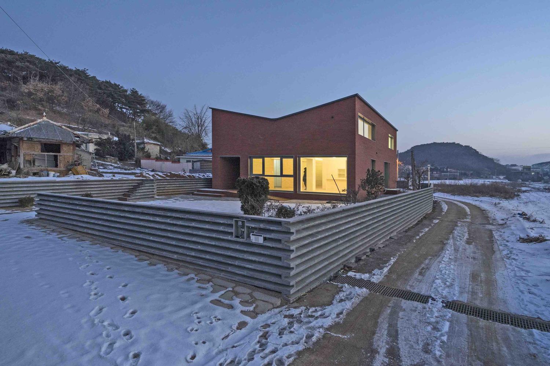 Anmyemondo House in Südkorea
