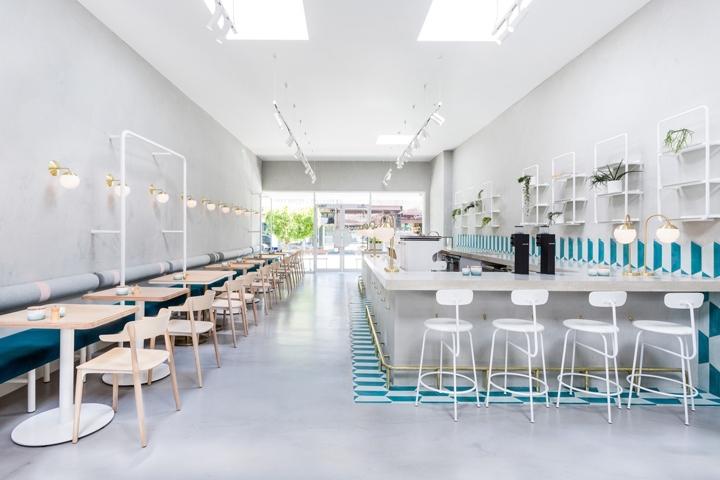 No. 19 Café in Melbourne