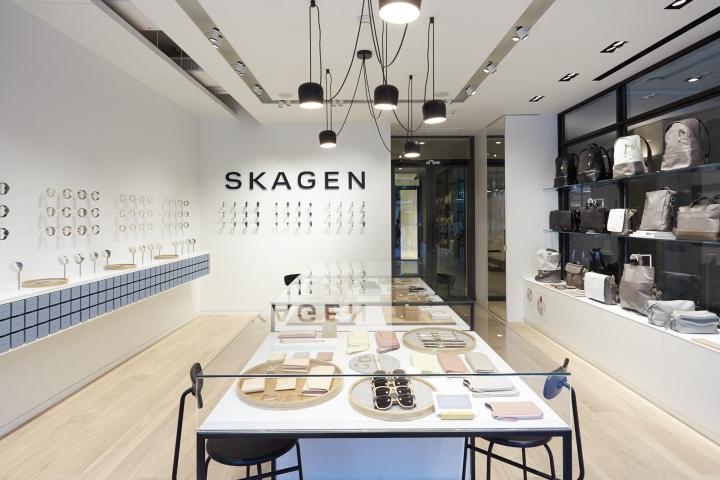 SKAGEN Flagship Store in Paris