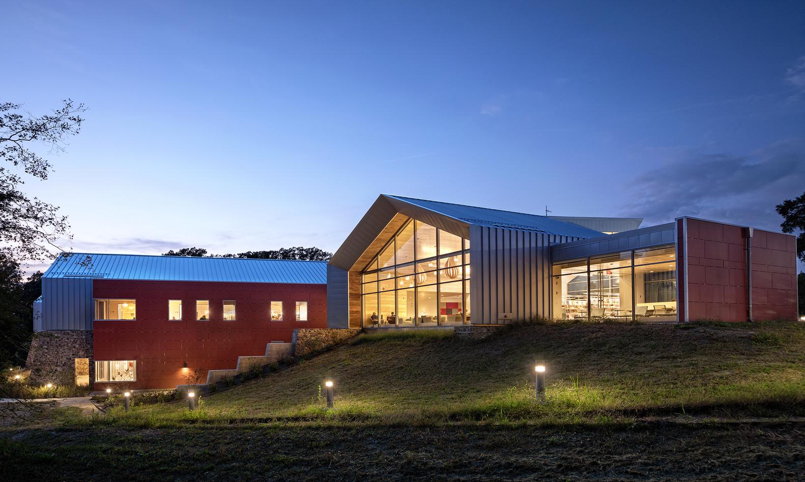 Varina Area Library in Amerika