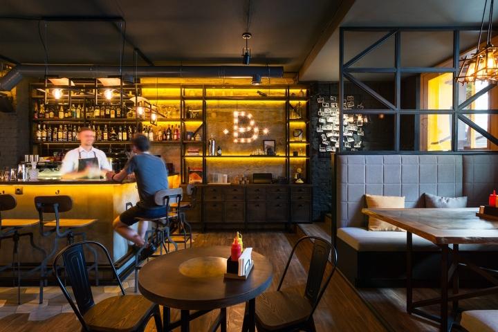 Benedict Daily Bar in Ukraine