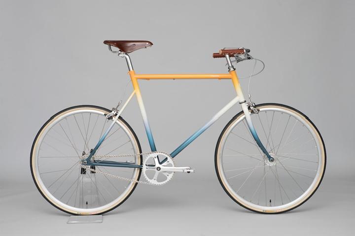 Limited Fixie Bikes von Tokyobike