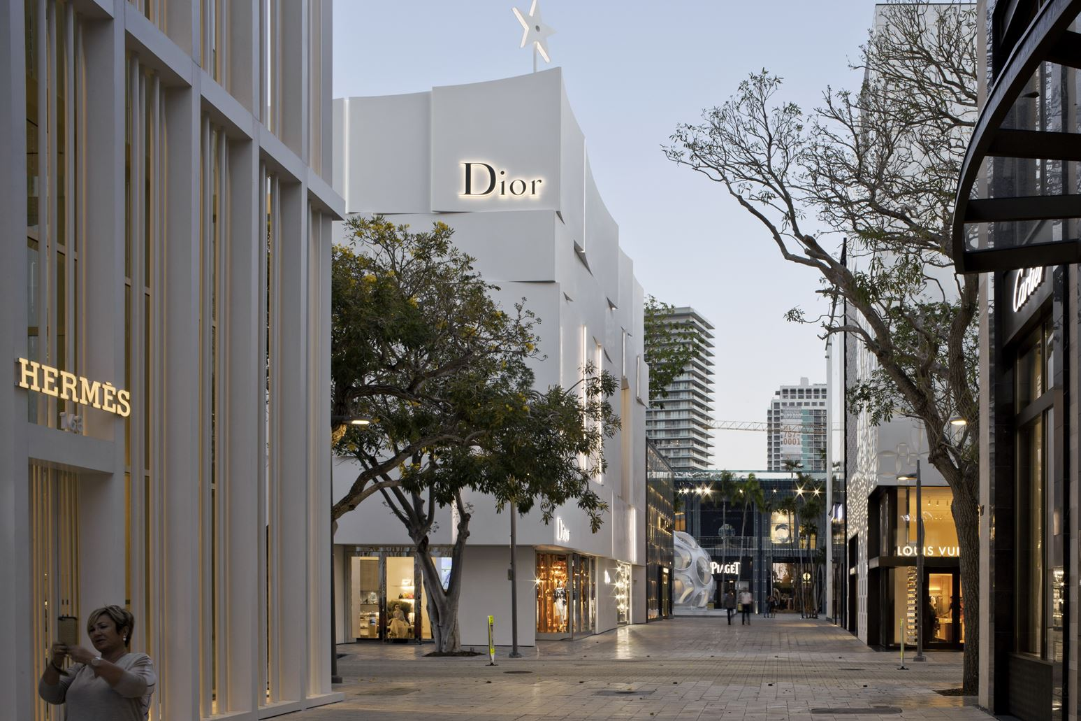 Dior Flagship Store in Miami