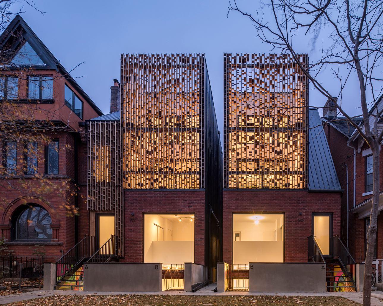Double Duplex Wohnung in Toronto