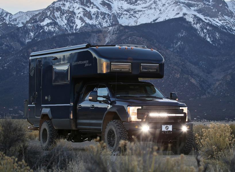 Ford F550 XV-LTS Camper