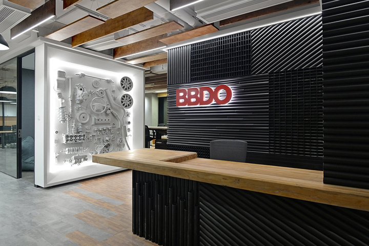 BBDO Offices in Shanghai