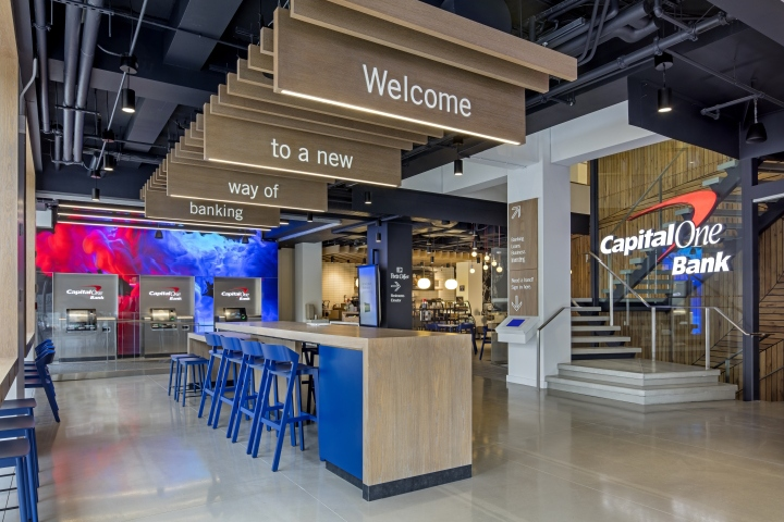 Capital One Union Square in NY