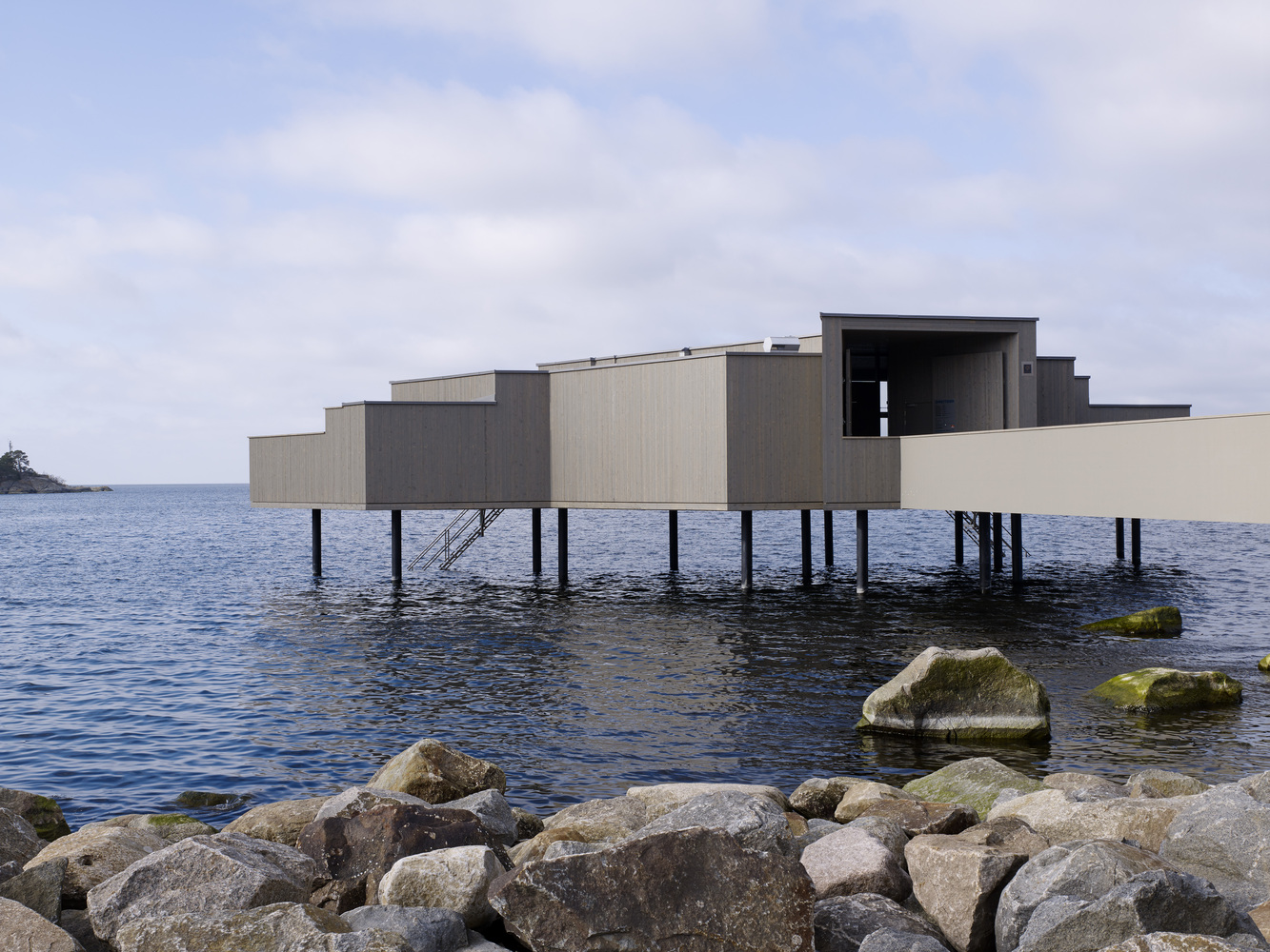 Karlshamn Cold Bath House