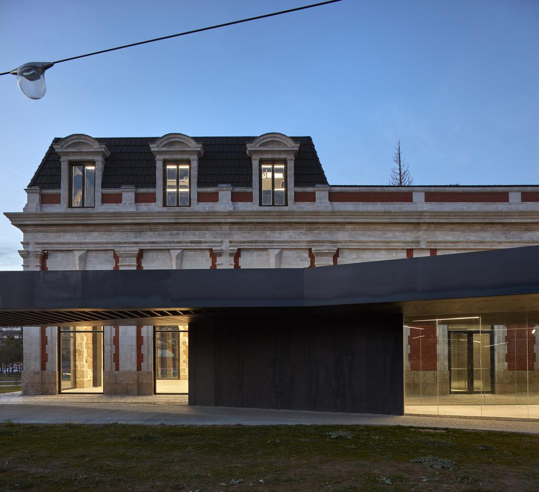 Bahnhof in Burgos