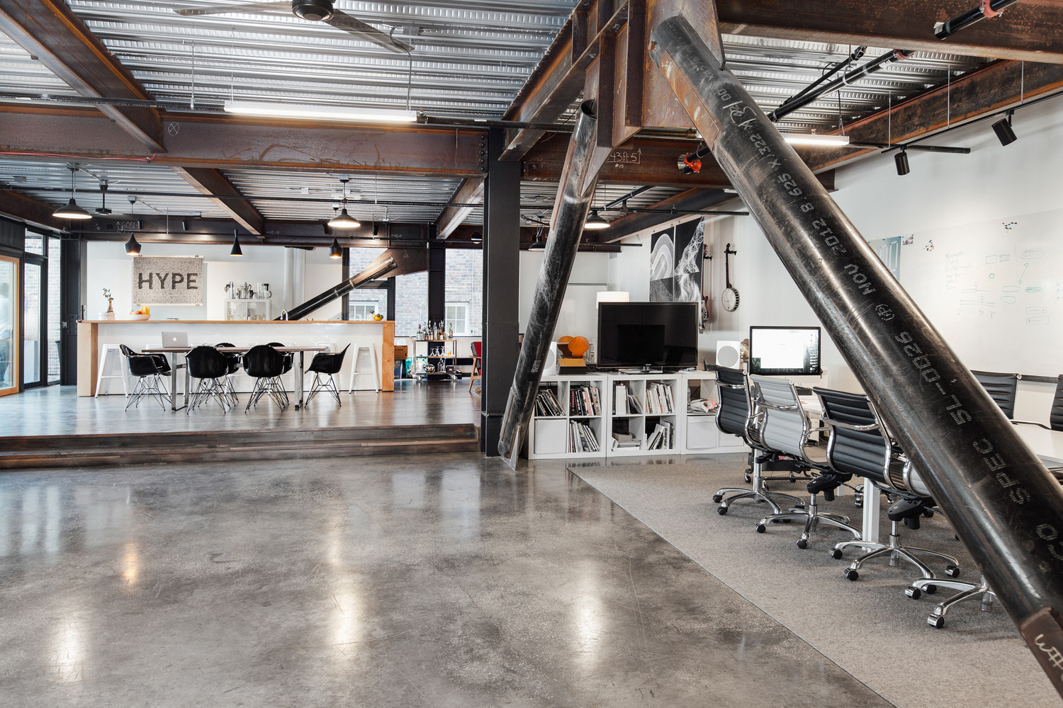 Tectonic HQ in Seattle