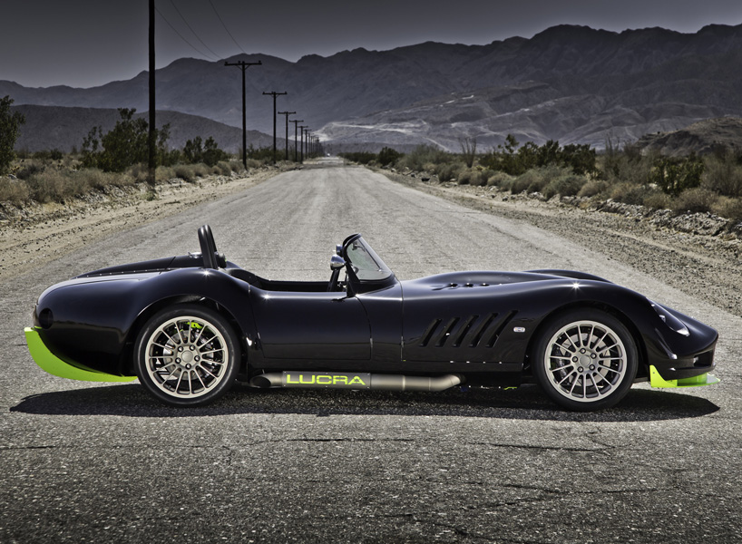 The Lucra LC470 mit V8 Motor