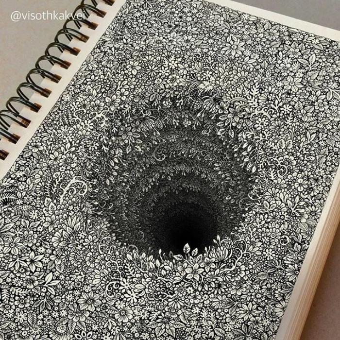 Skizzen in 3D oder doch nicht?