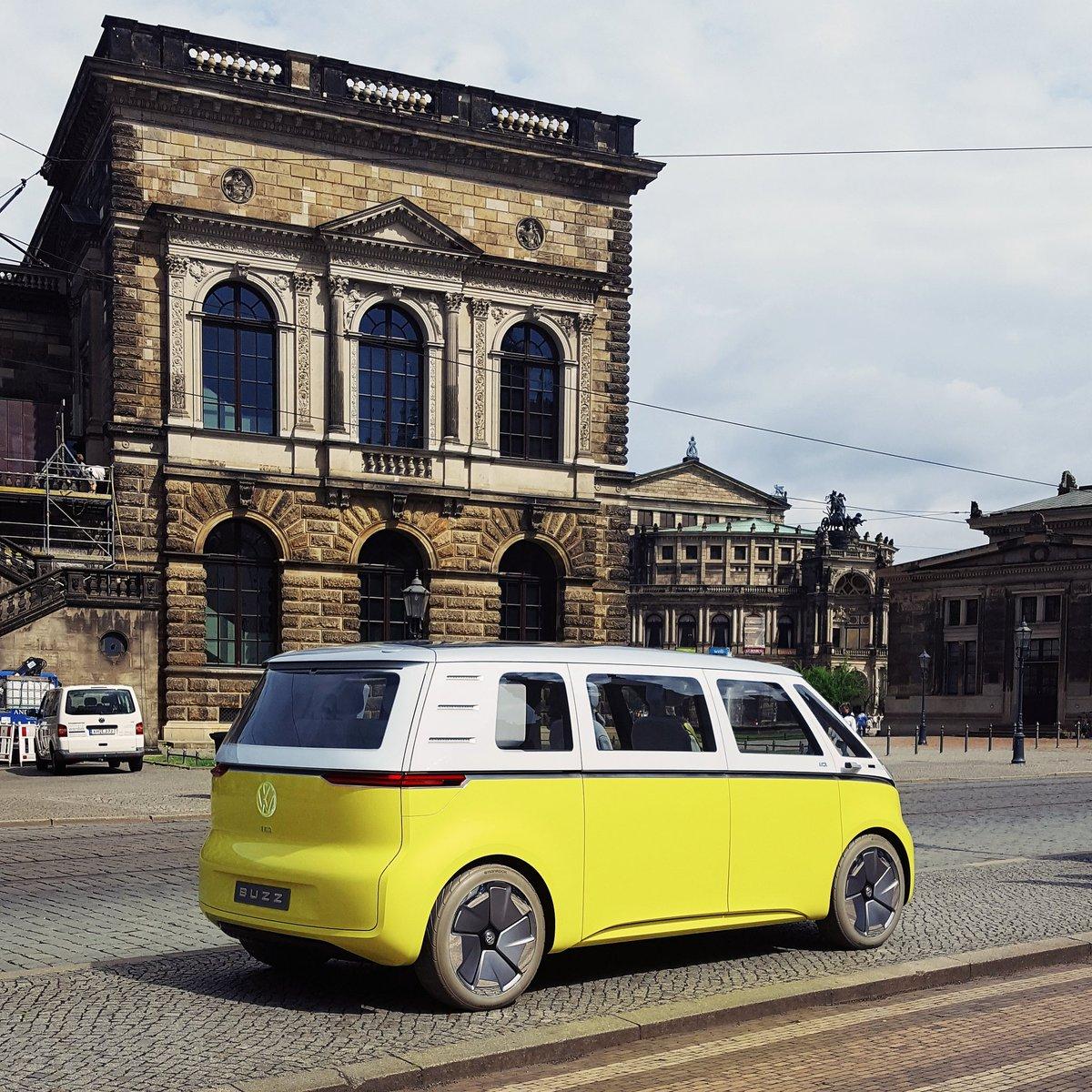 VW I.D. Buzz wird kommen