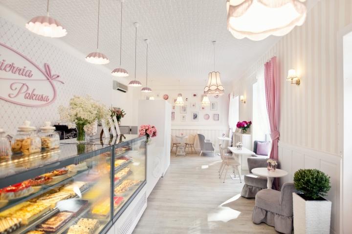 Pokusa Cake Shop in Polen