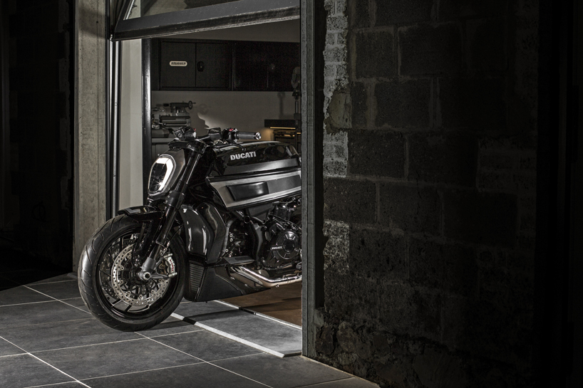Ducati und Krugger bringen Custom-Bike